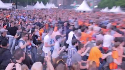 Yellow Claw - Kingsday 2014 (fan Video)