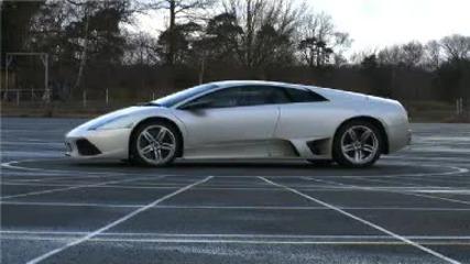 Will it Drift ? Lamborghini Murcielago Lp640
