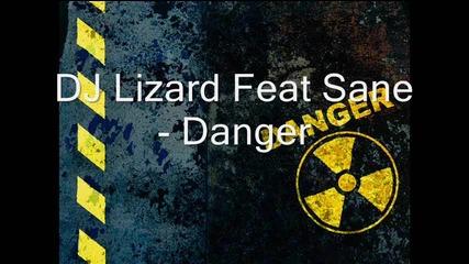 Dj Lizard Feat. Sane - Danger (2010)