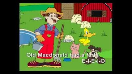 Kemas old mcdonald had a farm