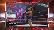 Alexander Rusev vs Xavier Woods - Wwe Raw 14.04.2014