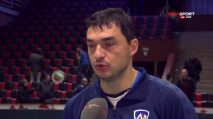 Владо Николов: Смазахме Монтана на блок, Пеев: Не сме постоянни