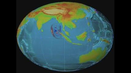 Земното Кълбо - Цунами От Вън