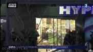 Щурмът на френската полиция срещу атентаторите в Париж !!! (18+)