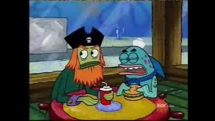 Spongebob Cursing