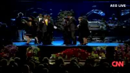 Michael Jacksons daughter Paris says goodbye to her father. best father you can ever imagine