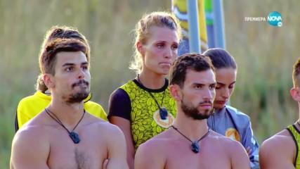 Игри на волята: България (30.09.2019) - част 3 Кое ли племе ще се къпе в лукс?