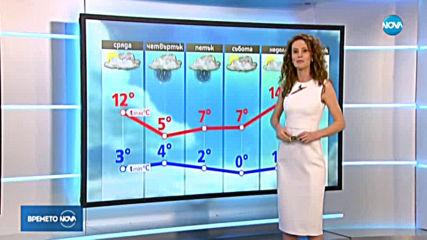Прогноза за времето (19.02.2020 - обедна емисия)