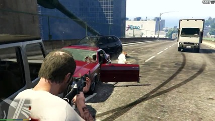 Водят ли видео игрите до насилие - Gta 5