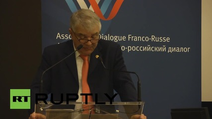 France: Sanctions on Russia are counter-effective - Russian Deputy FM in Paris
