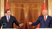 Eyeing EU Membership, Albania and Serbia Mend Ties