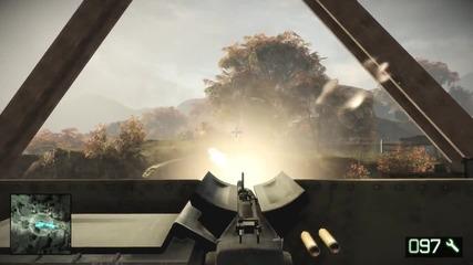 Battlefield Bad Company 2 Hard #08 - High Value Target