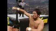 Summerslam 2001 - Tajiri vs X - Pac ( Wwf European & Wcw Cruisweight Championship)