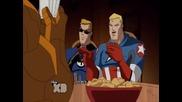 Отмъстителите: Най-могъщите герои на Земята / Игра на карти с Бен Грим и Джони Сторм