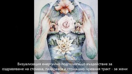 Визуализация-медитация-енергиен хипнотичен сеанс за оздравяване на стомашно-чревния тракт