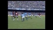 1990/1991 Napoli vs Ac Milan