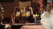 Страхотна !!! Aca Taverna - Ma nije me briga - Official Video 2016 (bg,sub)