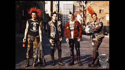 The Casualties - Punx And Skinz