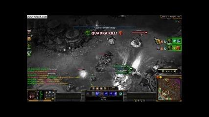 Master Yi Penta Kill League Of Legends