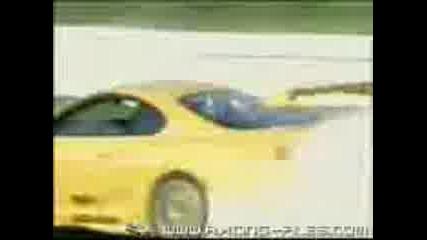 Toyota Supra Drift.3gp