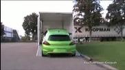 Volkswagen Scirocco R (revving)
