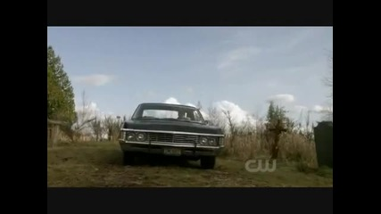 Dean Winchester - pretty fly for a white guy