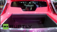 China: Startech unveil this Range Rover exclusive pick-up truck