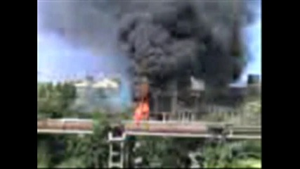 Пожар в Кремиковци