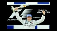 Kimi Raikkonen През Годините Му В Формула1