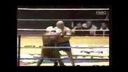 Mike Zambidis Vs Pete Spratt Kickboxing