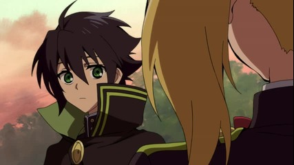 Seraph of the End - episode 8 Eng sub
