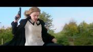 Шут в г*за се завърна! Kick Ass 2 *2013 Trailer