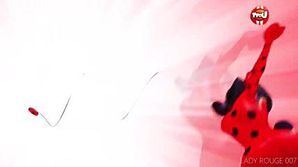 Miraculous Ladybug - Control Au thanks for15k