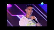 X Factor момче изуми журито