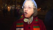 USA: DC residents hold vigil for unity following Trump's win