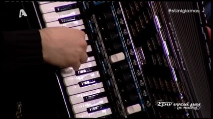 Ego o Xenos-kostas Karafotis Live 6.02.2016