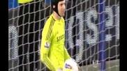 Феноменалният гол на Папис Сисе срещу Челси