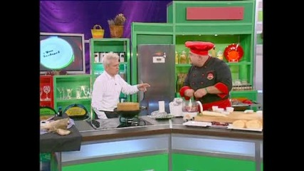 Дончо Тонев- билколечител в Бързо, лесно, вкусно– 26.01.2011
