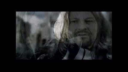 The Lord Of The Rings - Boromir - Honor Him Now We Are Free