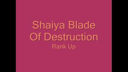 Shaiya Blade Of Destruction Rank Up