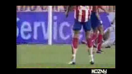 Daniel Alves Vs Sergio Ramos