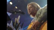 Nirvana - The Man Who Sold The World [ Високо Качество ] + Превод