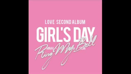 Girl's Day – Hello Bubble [love Second Full Album]