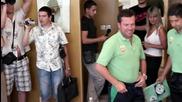 Матеус изнесе лекция на отбор български треньори