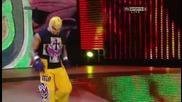 10.02.2014 Първична сила 1 * Wwe Monday Night Raw (10ти февруари 2014 година)