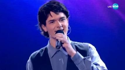 Теодор се бори за оставане - Сбогом моя любов - X Factor Live (19.11.2017)