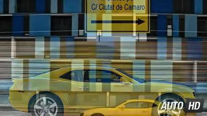 Chevrolet Camaro Eu Version 2012 Hd Video