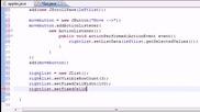 Java Programming Tutorial - 73 - Moving List Items Program