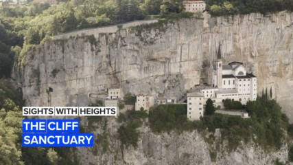 Sights with Heights: The cliff side sanctuary