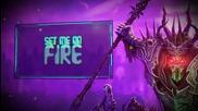 Gloryhammer - Universe On Fire (official Lyric Video)